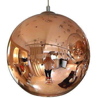 Tom dixon copper color glass mirror ball pendant lamp m9029 dia25 tom dixon copper color glass mirror ball pendant lamp m9029 dia25 mozeypictures Choice Image