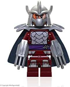 Lego Teenage Mutant Ninja Turtles Shredder Minifigure