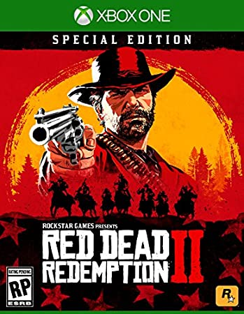 Red Dead Redemption 2: Special Edition - (Pre-Load) Xbox One [Digital Code]