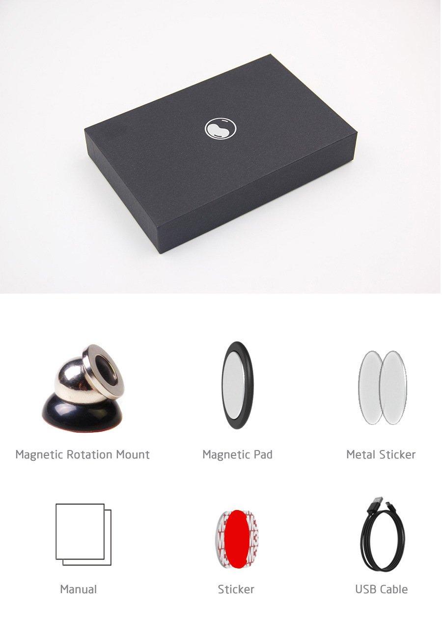 OMZBM Mini sans Fil Cam/éra Espion Cach/ée HD 720 P Int/érieur Maison Petit Spy Cam/éras De S/écurit/é pour Bureau De Voiture Sport Nounou Cam