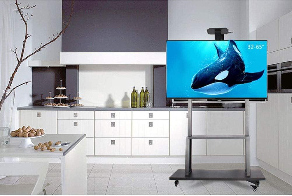 KBKG821 Universal TV Carro, para 42-100 Pulgadas giratoria 360º ...