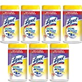 Lysol Dual Action Disinfecting Wipes w. Scrubbing Texture, 525 (7x75)
