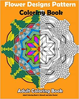 Amazon Adult Coloring Book Flower Designs Pattern Paisley Mandalas BookMeditation RelaxationA Stress Relieving