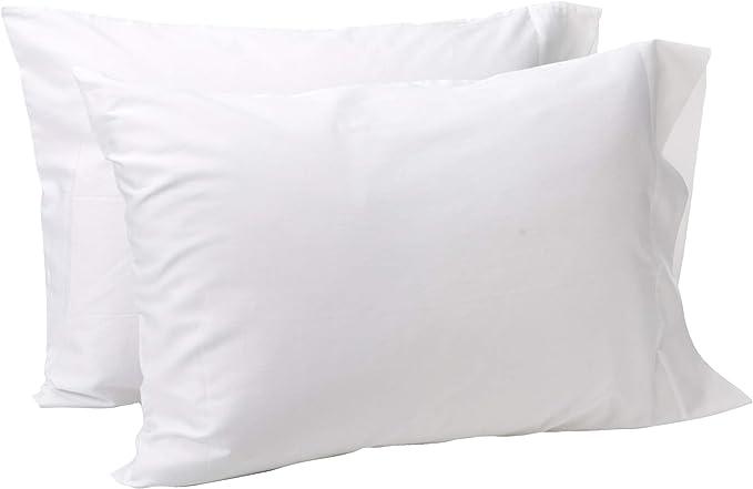 American Pillowcase White Standard Pillow Cases