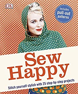 Book Cover: Sew Happy