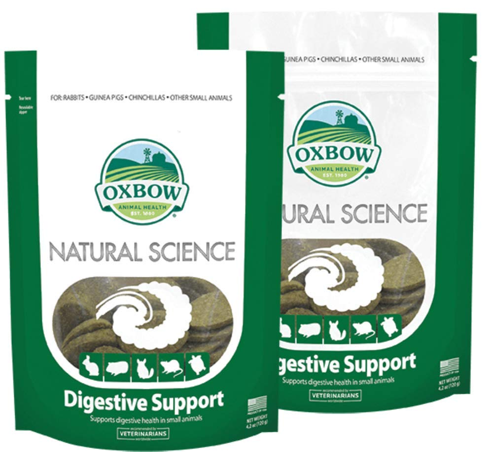 Natural Science Digestive Suppliment for small animals Size:Pack of 2