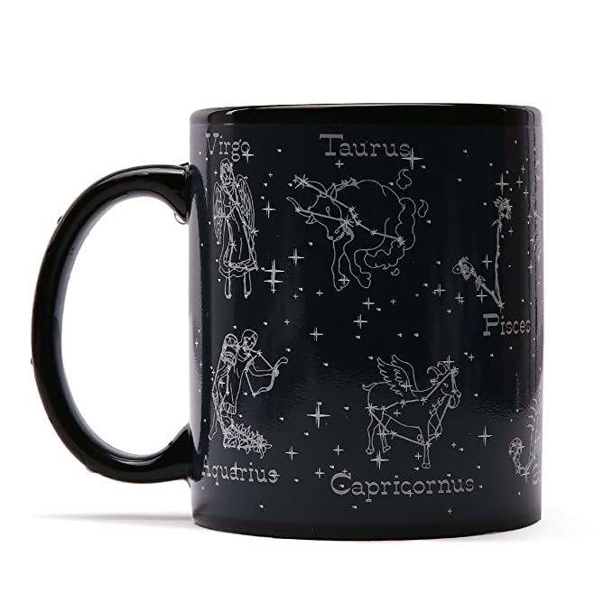 Amazon.com: Taza mágica sensible al calor Constellation Cup ...