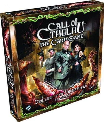 Call of Cthulhu LCG: Denizens of the Underworld (Christmas Cards Cthulhu)