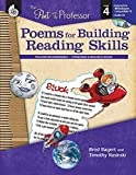 img - for Poems for Building Reading Skills Level 4 (The Poet and the Professor) book / textbook / text book