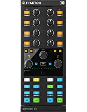 Native Instruments Traktor Kontrol X1 MK2 - Controlador de cubiertas y efectos para DJ