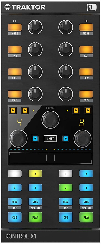 네이티브 인스트루먼트 TRAKTOR KONTROL X1MKII DJ 컨트롤러 -22494