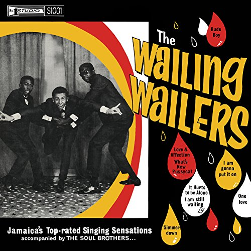 Best wailing wailers cds for 2019
