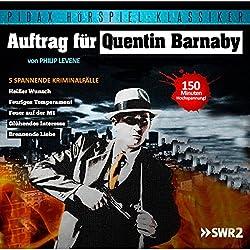 Auftrag für Quentin Barnaby