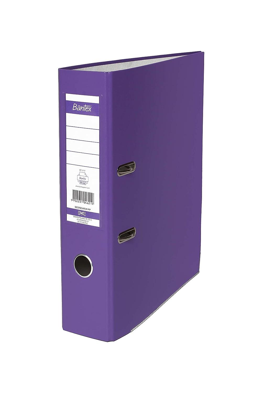 Bantex 100551805 palanca de – Archivador 5 A4 5 Archivador cm, Paquete de 20 unidades) púrpura acab6e
