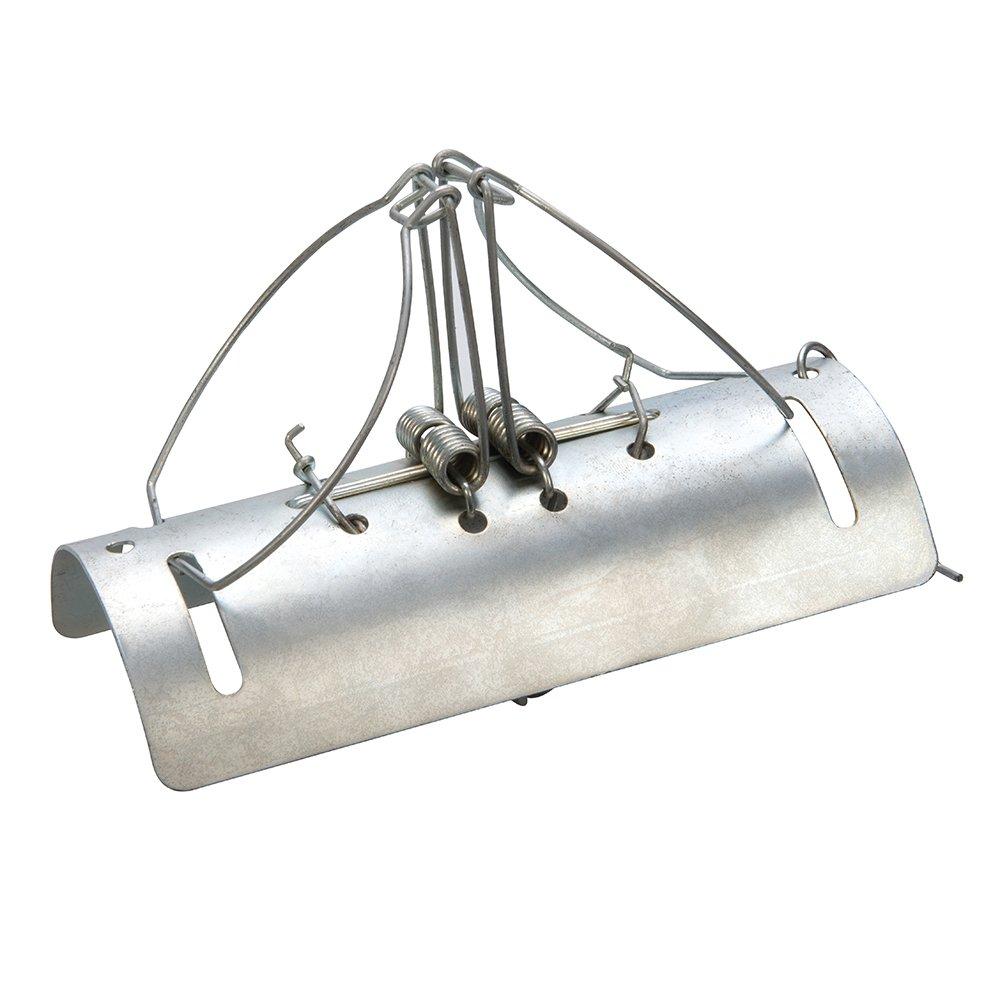 FIXMAN 195478 Sprung Tunnel Mole Trap 150mm