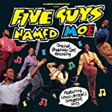 Five Guys Named Moe: Original Broadway Cast Recording offers