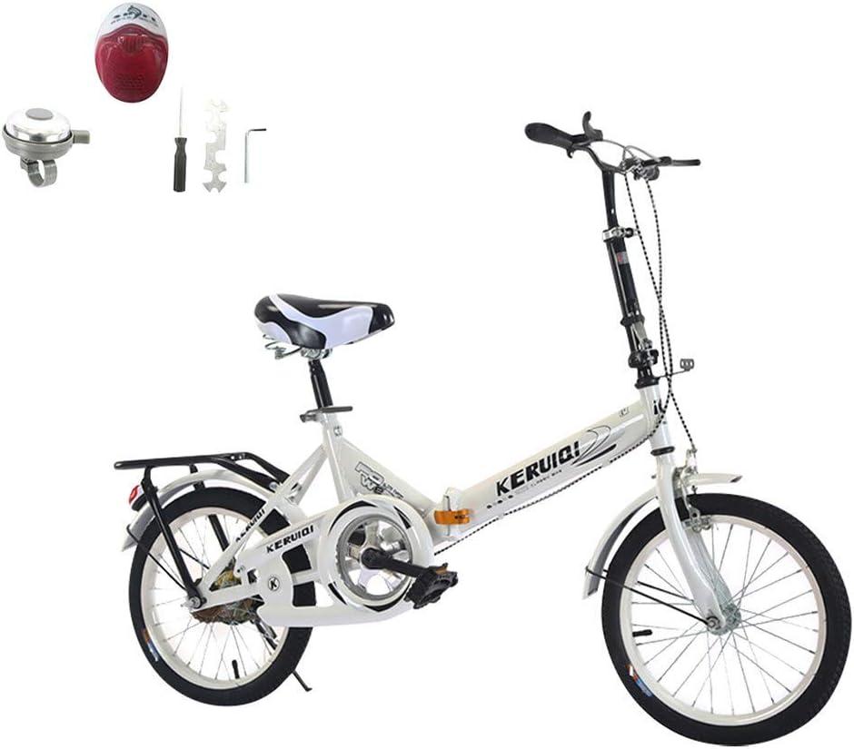 LYTLD Bicicletas Plegables De 20 Pulgadas, Bicicletas Plegables ...