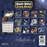 Angry Birds Star Wars 2014 Calendar