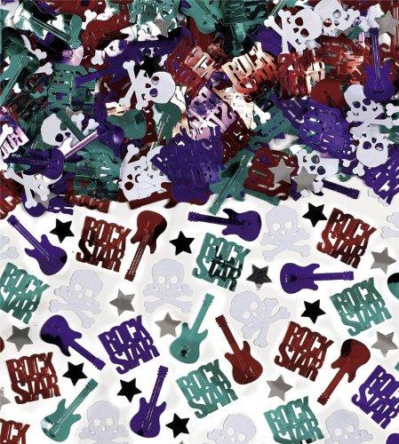 Rock Star Confetti 2.5 Oz Pkg