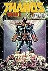 Thanos l'entité de l'infini par Starlin
