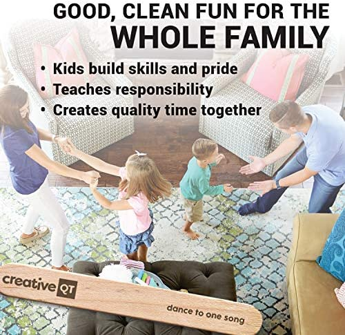 toys, games,  learning, education 5 picture Creative QT Chore Sticks for Kids - Make Chores promotion