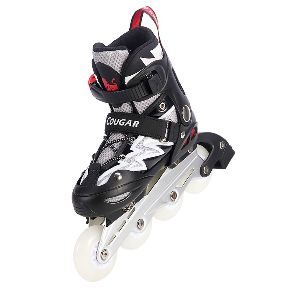 Amazon.com : kele Quad Roller Skates, Led Light Up Single Wheel, 4 Wheel Inline Rollerblades Adjustable Roller Skate Outdoor Skating For Beginners : Sports ...