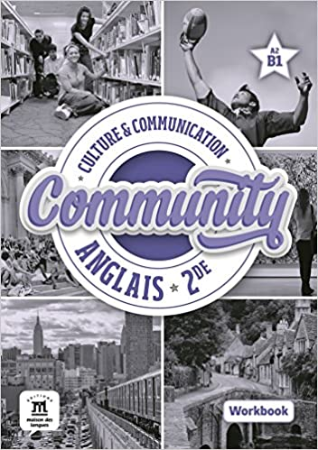 Livres gratuits Anglais 2de Community : Workbook  A2/B1 pdf