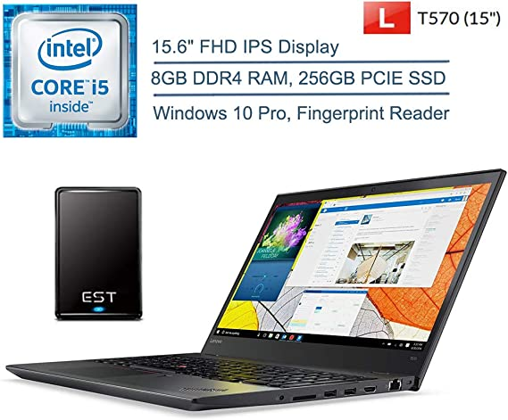 2020 Lenovo ThinkPad T570 15.6