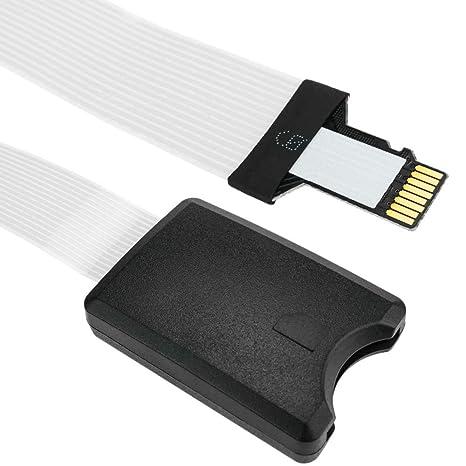 BeMatik - Adaptador de microSD TF a Slot de Tarjeta SD SDHC ...