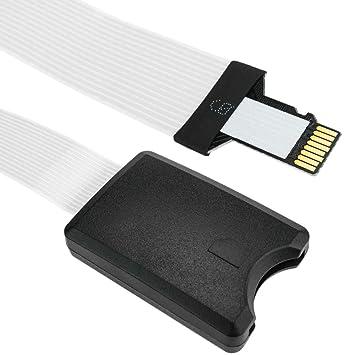 BeMatik - Adaptador de microSD TF a Slot de Tarjeta SD SDHC SDXC ...