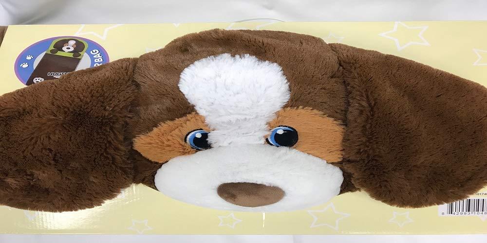 Hugfun Animal Slumber Bag (Brown Dog)