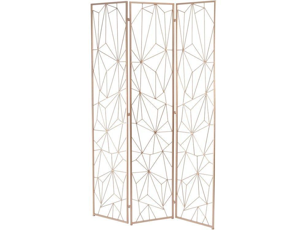 Artisanti Cupro Copper Web Room Divider/French Screen