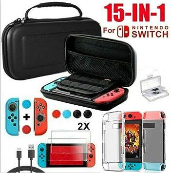 Kit De Accesorios Para Conmutador Para Nintendo Host Kit De ...