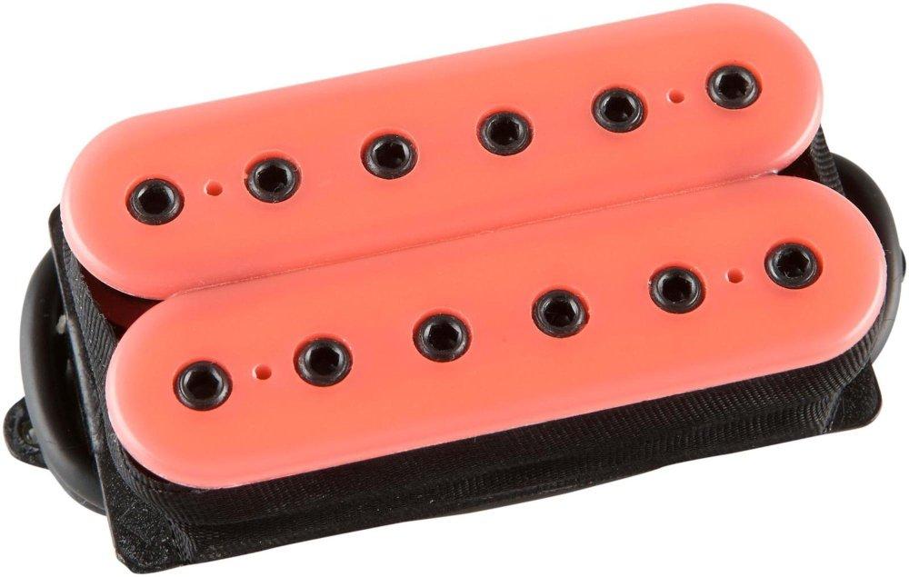 DiMarzio DP159F Pink ピックアップ EvolutionNeckl F-spaced ディマジオ   B0064S4UAI
