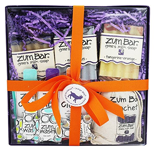 ZUM Soap Lover s Gift Set with Holiday Sticker, 1 EA
