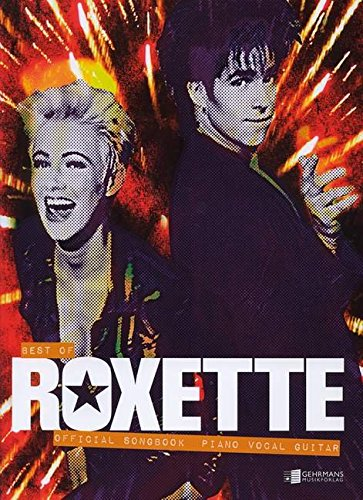 Best Of Roxette Songbook For Piano & Voc