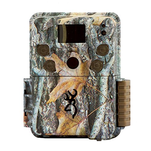 Browning Trail Cameras BTC-5HDP Strike Force HD Pro Trail Game Camera w/ 1.5 Inch Color Viewer (18MP) (Tasco 8mp Tan Game Camera Low Glow)