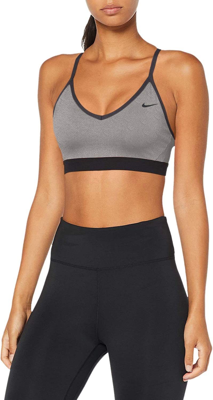 Nike Indy Sujetador, Mujer
