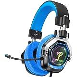 BENGOO Gaming Headset Headphones for PS4 Xbox...