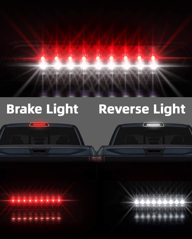 DOT Certified 2009-2014 F150 3rd Brake Light LED Third Brake Light