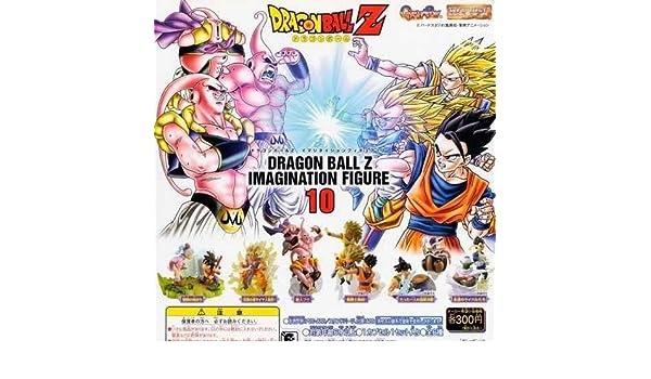 Dragonball Imagination Figure 10 Gashapon Super Goku