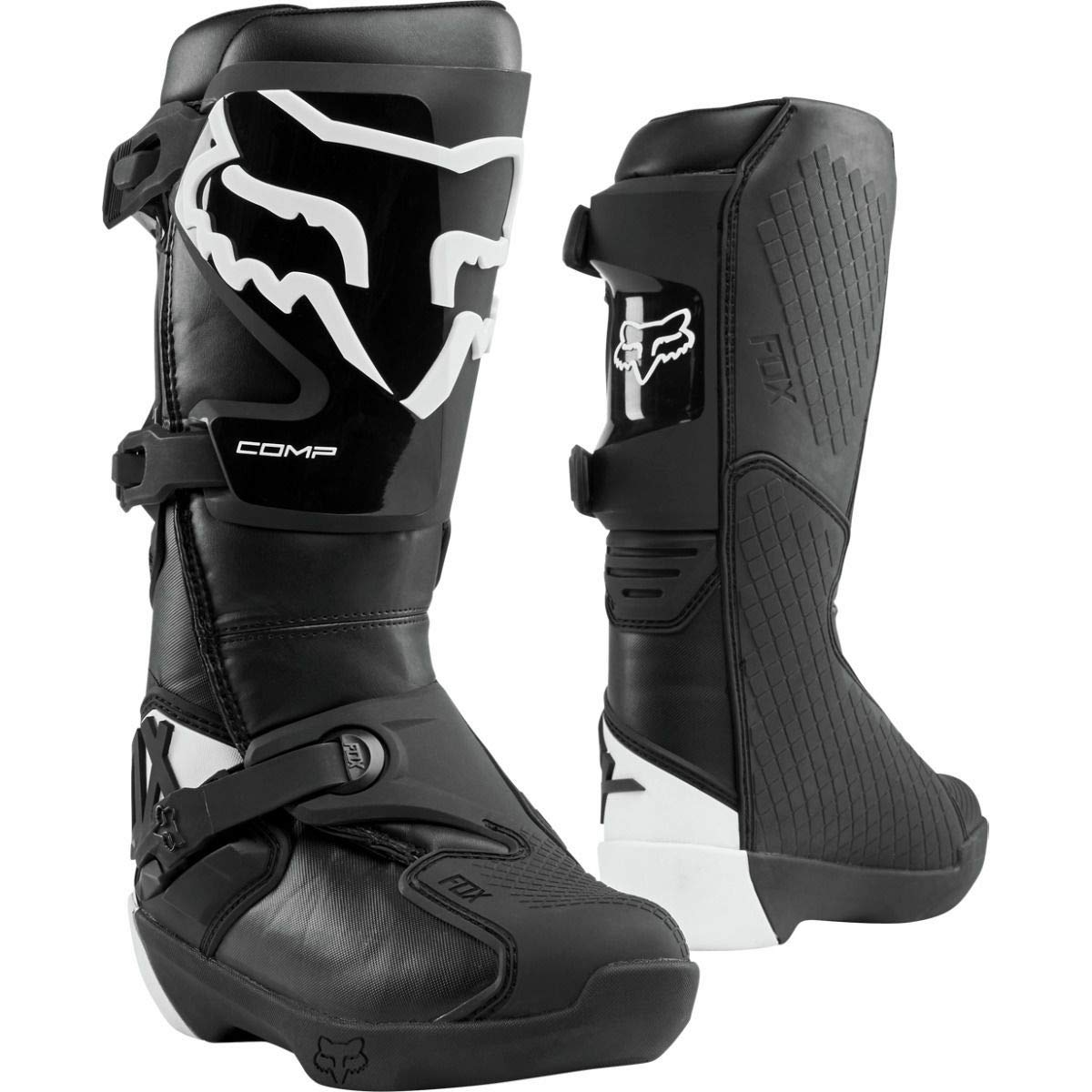 Black 7 Fox Racing 2020 Womens Comp Boots