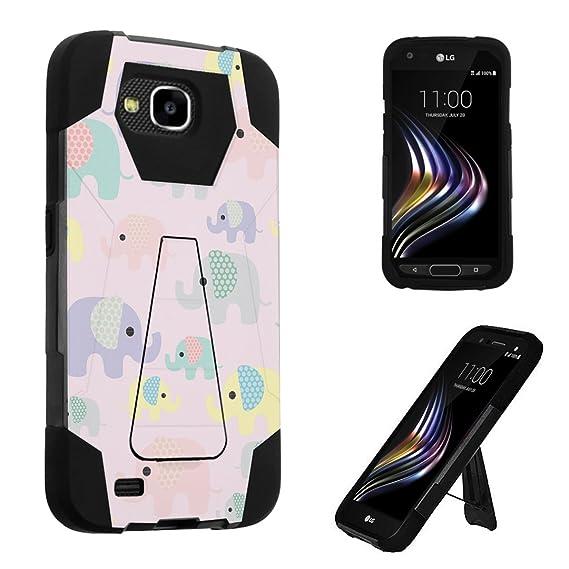 best website 93daf 85b64 Amazon.com: LG X Venture Case, LG X Calibur Case, DuroCase ...