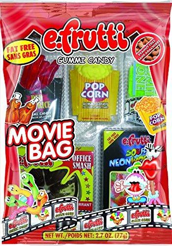 Gummy Movie Bag - E Frutti Gummy Candy