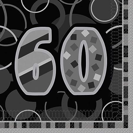 NANAS PARTY Gama de Fiesta de cumpleaños 60/60 con ...
