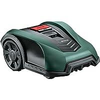 Bosch Rasenmäher Indego S+ 350 (einschließlich kostenloser App, 19 cm Schnittbreite, für Rasenflächen bis 350 m²)