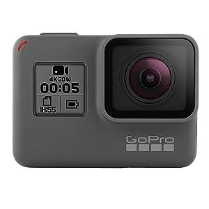 GoPro Hero5 Black Action Camera, Black