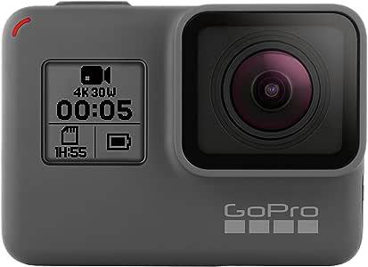 جوبرو هيرو 5 اسود - 12 ميجابكسل، 4 كيه كاميرا حركية