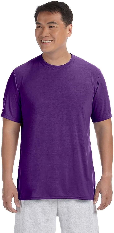 By Gildan Adult Performance 5 Oz T-Shirt - White - S - (Style # G420 - Original Label)