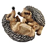 Cheap Design Toscano Hyper Hedgehogs Garden Statue Quantity: Single